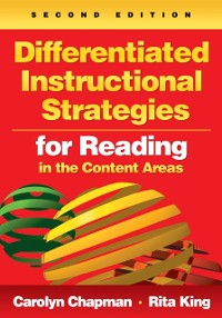 Cover Differentiated Instructional Strategies for Reading in the Content Areas