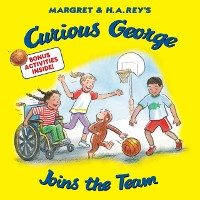Cover Curious George Joins the Team