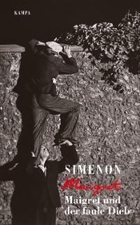 Cover Maigret und der faule Dieb