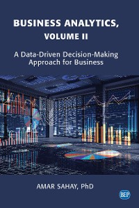 Cover Business Analytics, Volume II