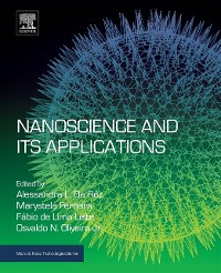 Cover Nanoscience and its Applications