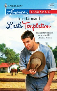 Cover Last's Temptation (Mills & Boon American Romance)