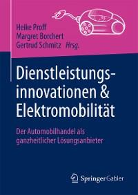 Cover Dienstleistungsinnovationen und Elektromobilität