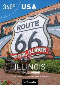 Cover USA – Illinois TravelGuide