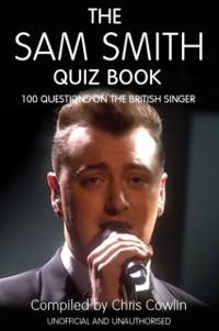 Cover Sam Smith Quiz Book