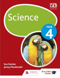 Cover Science Year 4