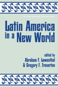 Cover Latin America In A New World