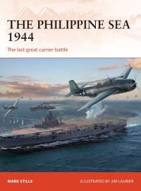 Cover Philippine Sea 1944