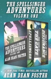 Cover Spellsinger Adventures Volume One
