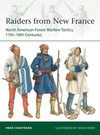 Cover Raiders from New France
