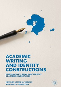 Cover Academic Writing and Identity Constructions