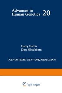 Cover Advances in Human Genetics