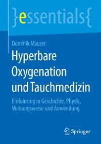 Cover Hyperbare Oxygenation und Tauchmedizin