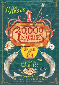 Cover Jules Verne's 20,000 Leagues Under the Sea: A Companion Reader with a Dramatization