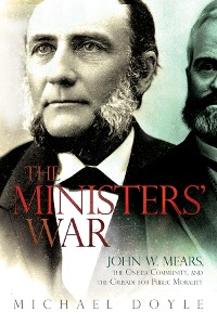 Cover The Ministers' War
