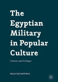 Cover The Egyptian Military in Popular Culture