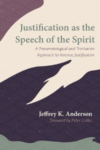 Cover Justification as the Speech of the Spirit