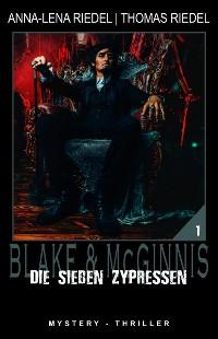 Cover Die sieben Zypressen