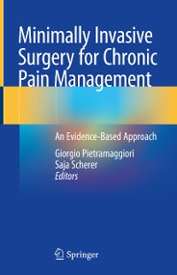 Cover Minimally Invasive Surgery for Chronic Pain Management