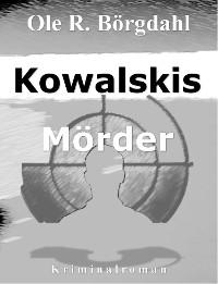 Cover Kowalskis Mörder
