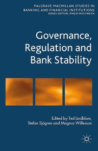 Cover Governance, Regulation and Bank Stability