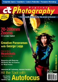 Cover c't Digital Photography Issue 21 (2015)