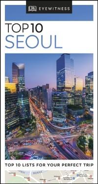 Cover DK Eyewitness Top 10 Seoul