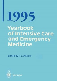 Cover Yearbook of Intensive Care and Emergency Medicine