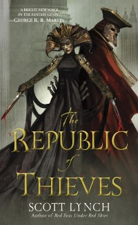 Cover Republic of Thieves