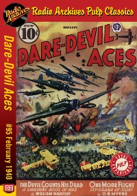 Cover Dare-Devil Aces #95 February 1940