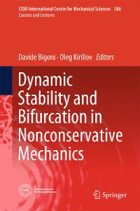 Cover Dynamic Stability and Bifurcation in Nonconservative Mechanics