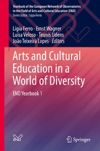 Cover Arts and Cultural Education in a World of Diversity