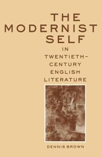Cover Modernist Self in Twentieth-Century English Literature