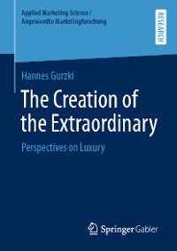 Cover The Creation of the Extraordinary