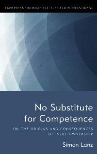 Cover No Substitute for Competence