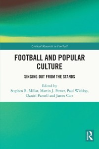 Cover Football and Popular Culture