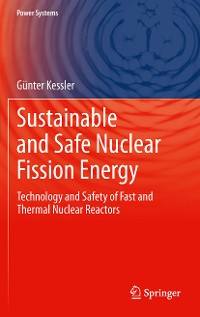 Cover Sustainable and Safe Nuclear Fission Energy