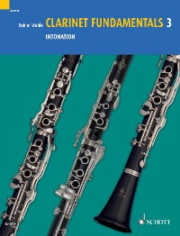 Cover Clarinet Fundamentals 3