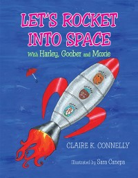 Cover &quote;Let's Rocket into Space&quote;