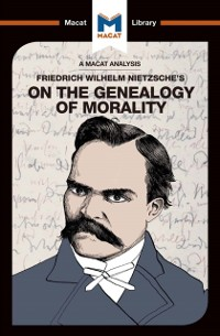 Cover Analysis of Friedrich Nietzsche's On the Genealogy of Morality