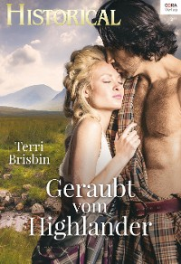 Cover Geraubt vom Highlander