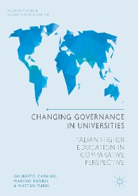 Cover Changing Governance in Universities