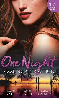 Cover One Night: Sizzling Attraction: Married for Amari's Heir / Damaso Claims His Heir / Her Secret, His Duty (Mills & Boon M&B)