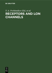 Cover Receptors and lon Channels