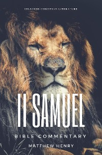 Cover 2 Samuel - Complete Bible Commentary Verse by Verse