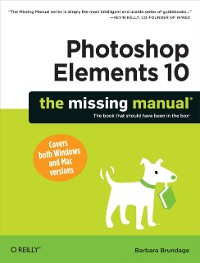 Cover Photoshop Elements 10: The Missing Manual
