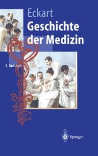 Cover Geschichte der Medizin