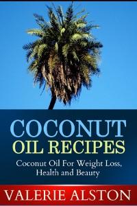 Cover Coconut Oil Recipes