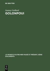 Cover Golonpoui