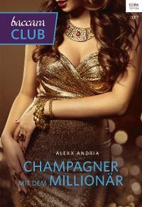 Cover Champagner mit dem Millionär